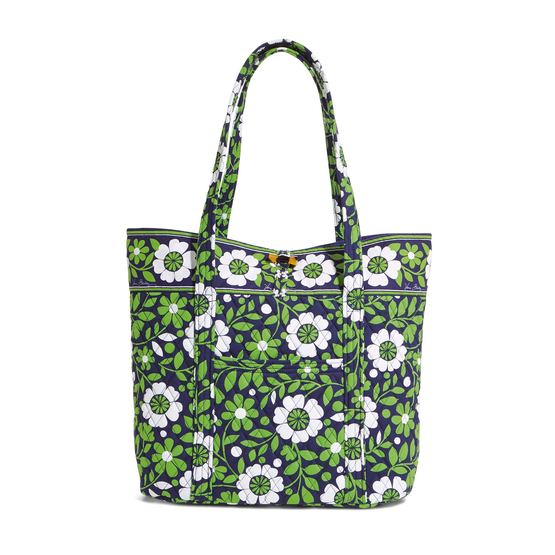 Vera Bradley Vera Tote in Lucky You