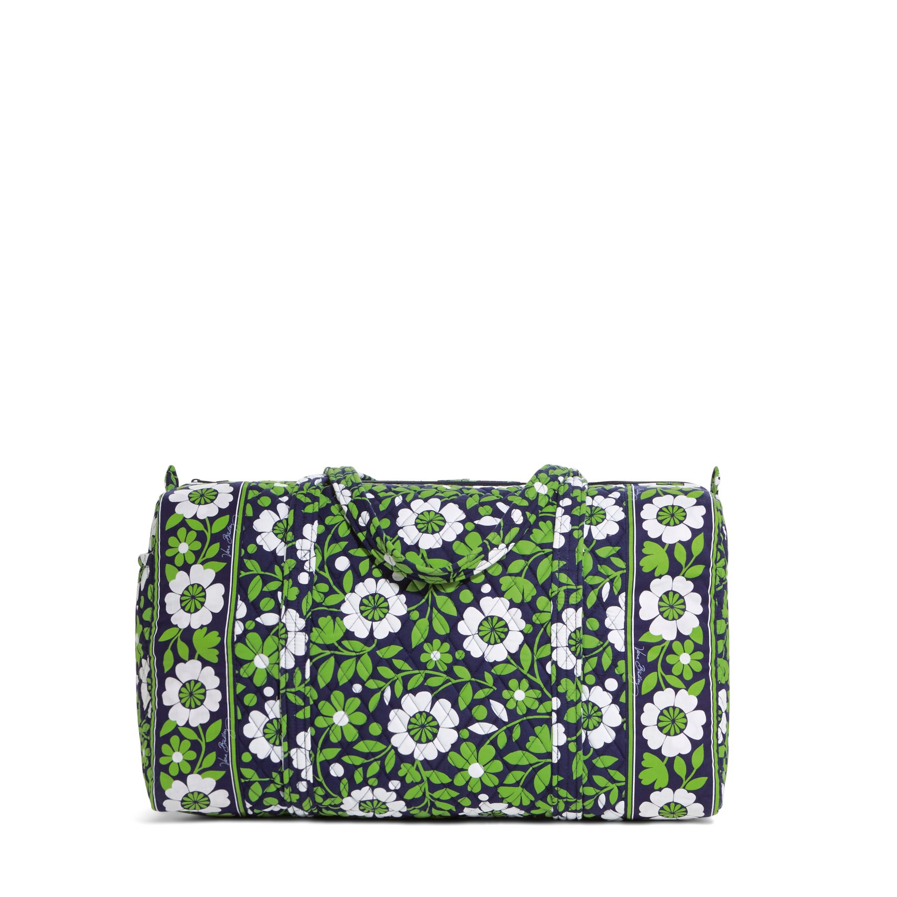 Vera Bradley Large Duffel Travel Bag in Lucky You