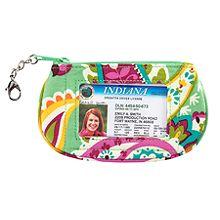 Clip Zip ID Case