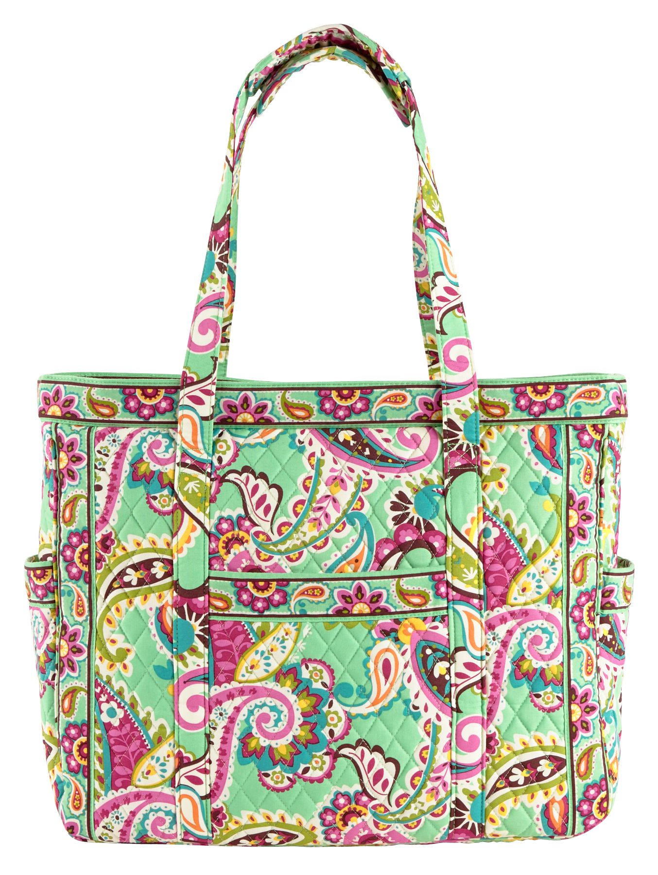Vera Bradley Get Carried Away Tote Get Carried Away Tote in Tutti