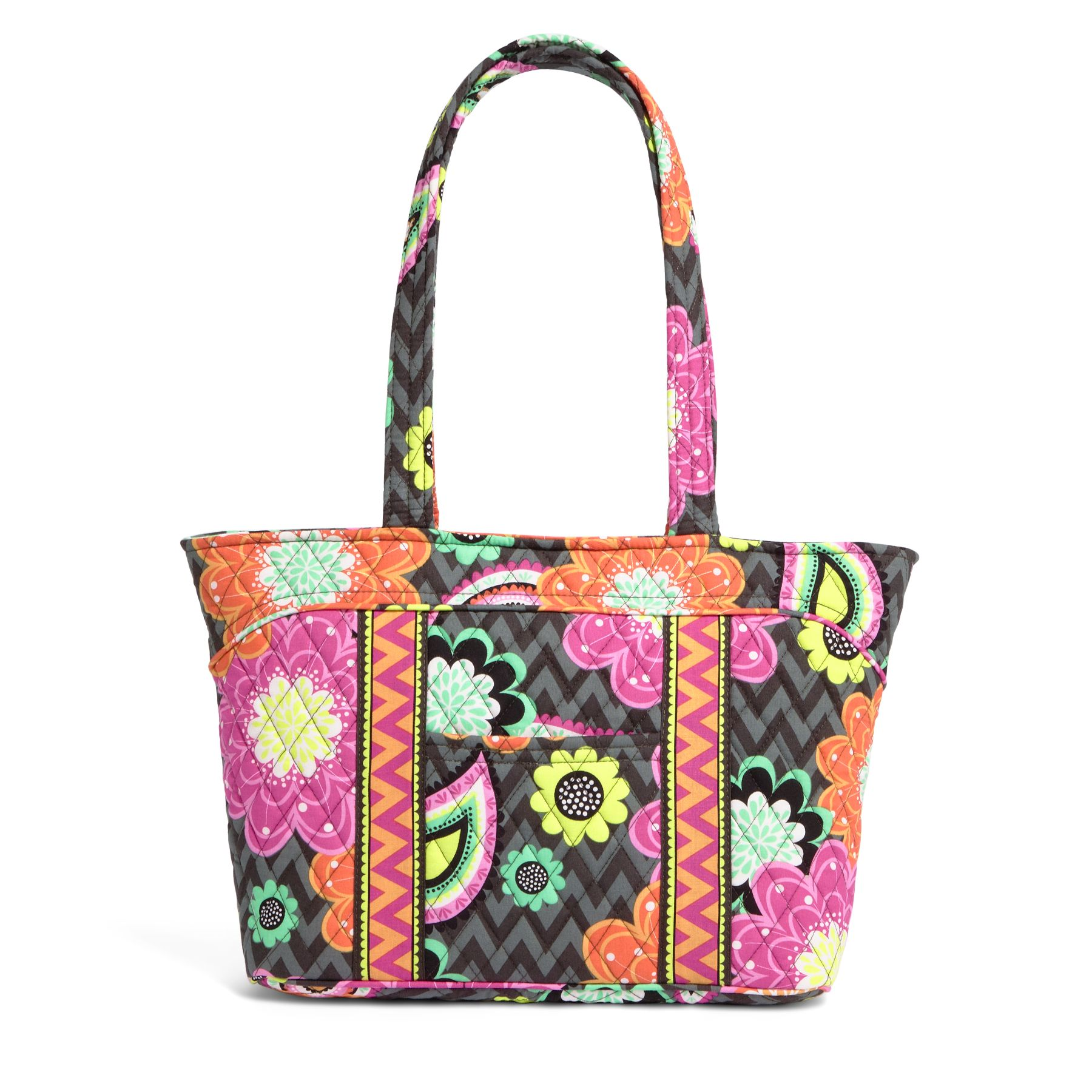 Vera Bradley Mandy Shoulder Bag in Ziggy Zinnia