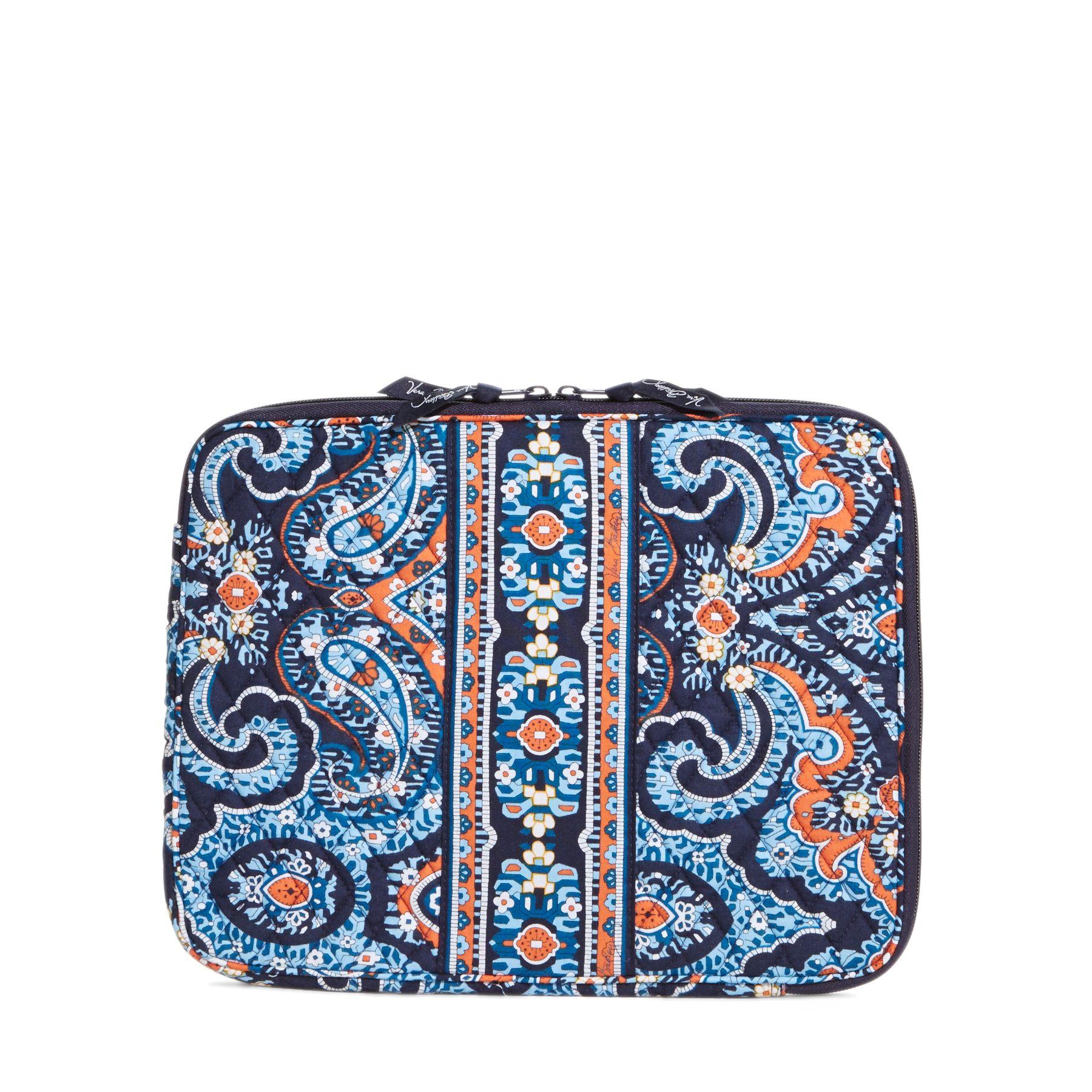 Upc 886003296776 Product Image For Vera Bradley Women S Laptop Sleeve Marrakesh Upcitemdb