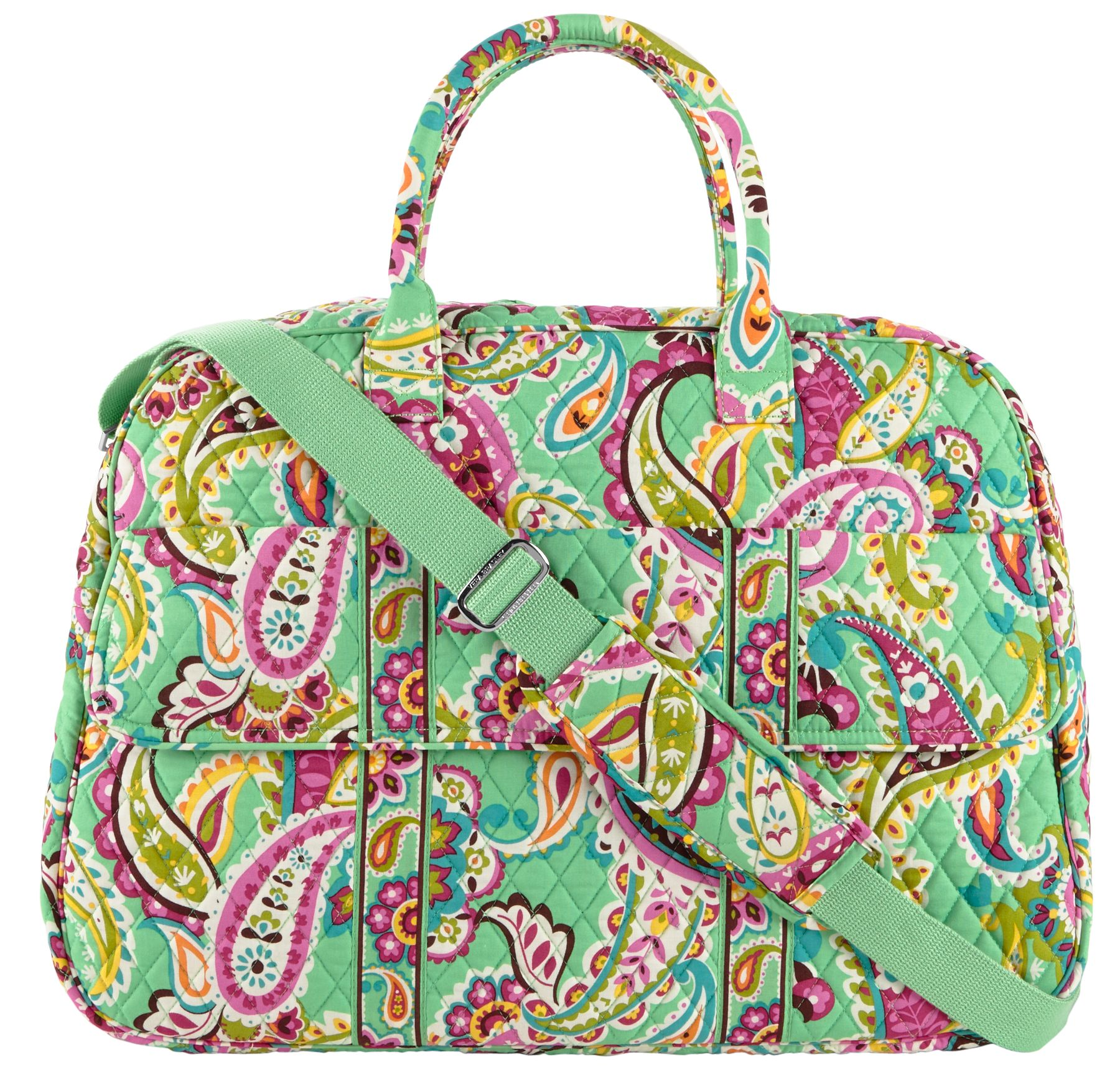Vera Bradley Grand Traveler Bag in Tutti Frutti