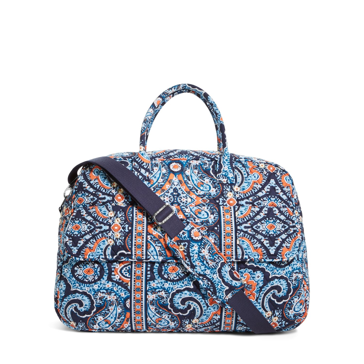 Vera Bradley Grand Traveler Bag in Marrakesh