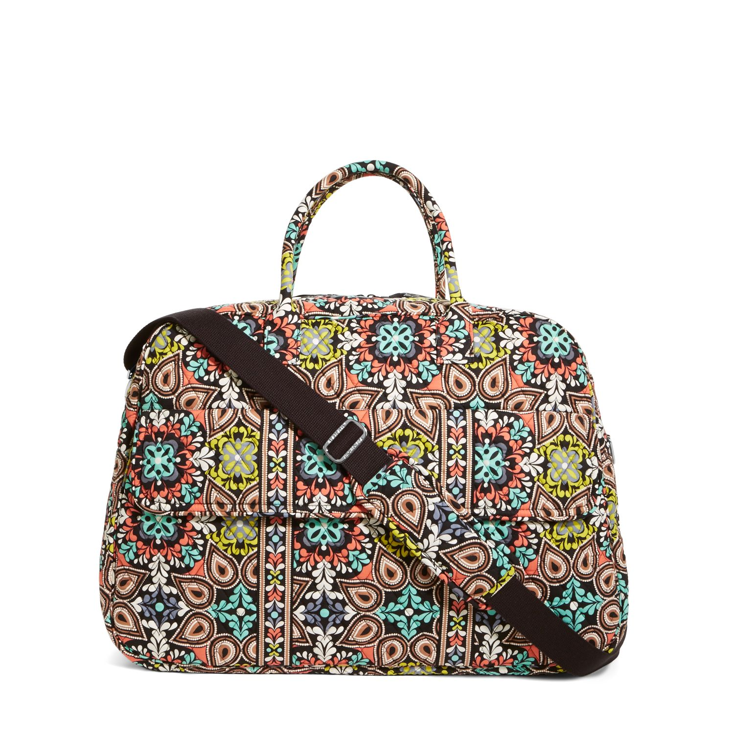 Small Duffel Travel Bag Vera Bradley  d675969e773b1