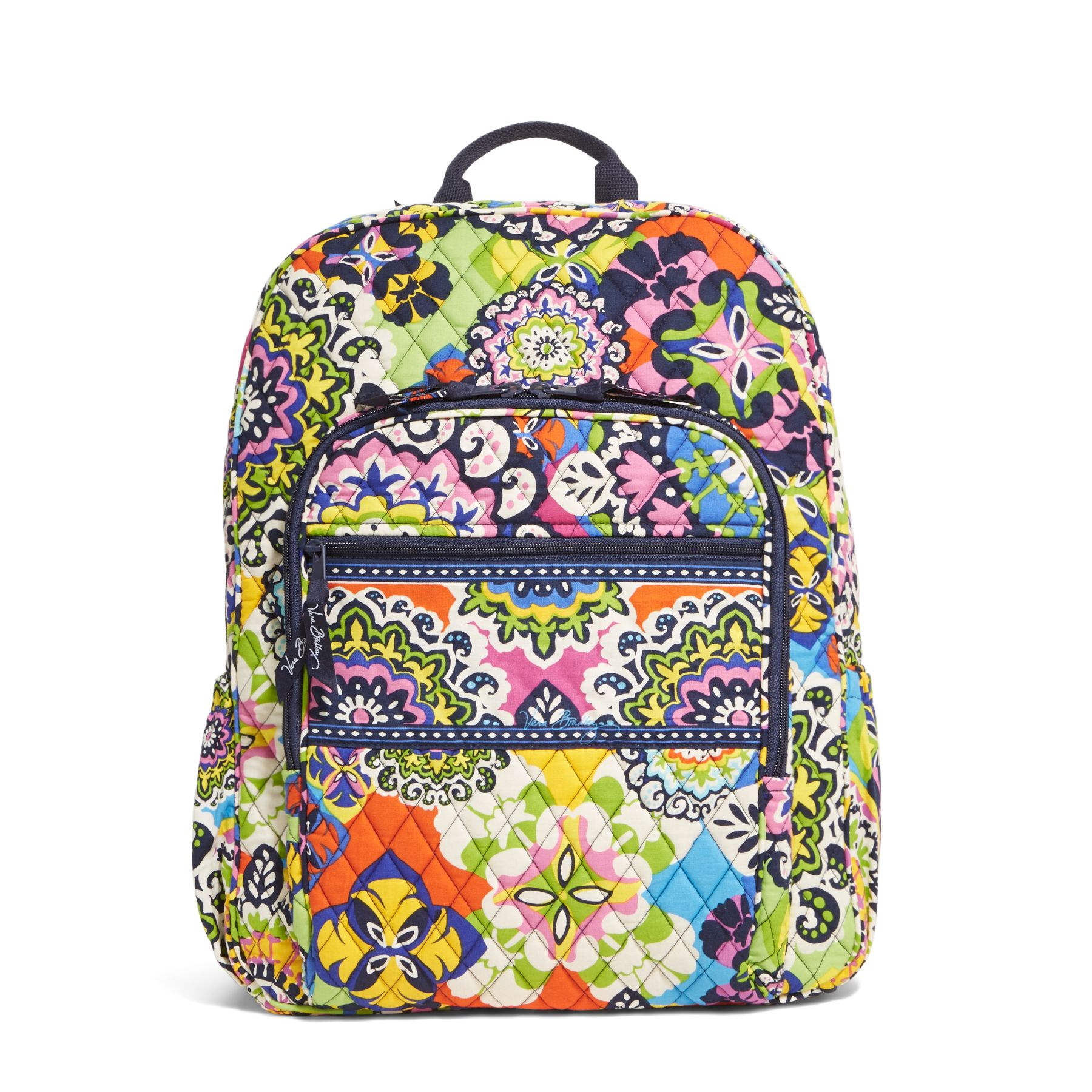 Shop quilted bags and backpacks from Vera Bradley. In exclusive patterns, our colorful products add organization and fun wherever you carry them.