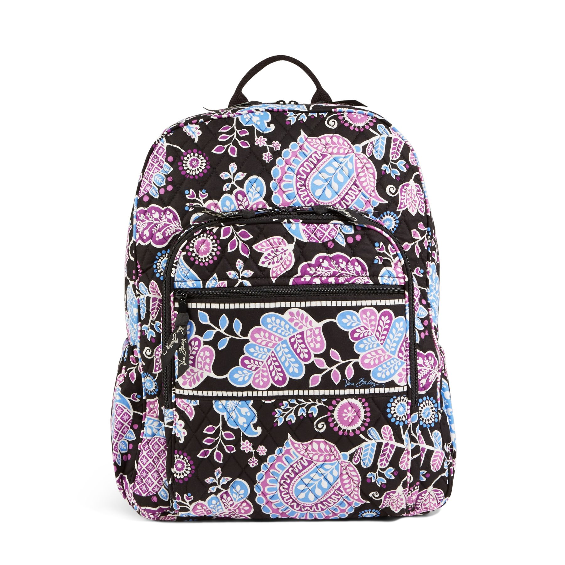 Vera Bradley Campus Backpack in Alpine Floral