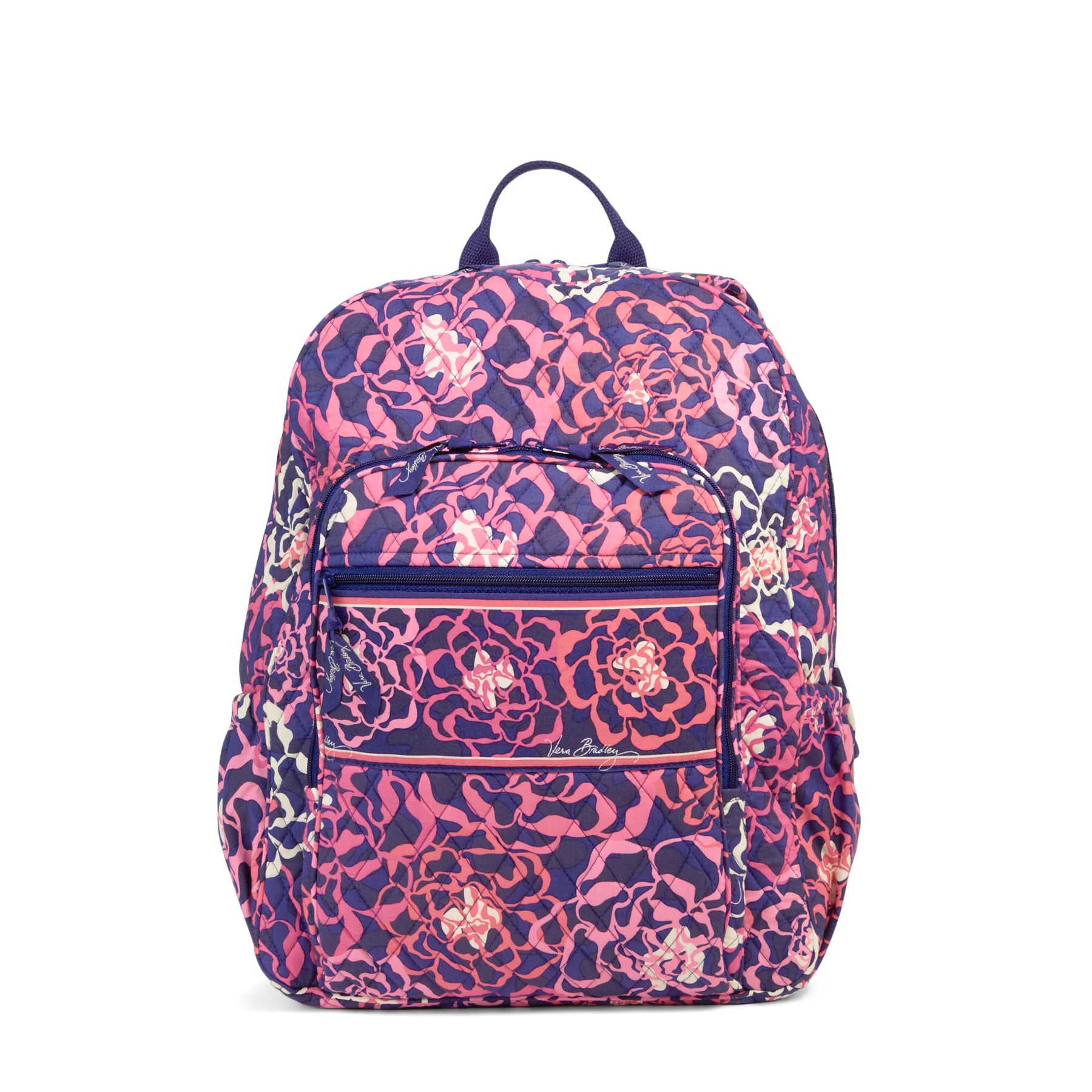 The design is great and it has plenty of space for her Trapper Keeper, Vera Bradley Lunch Bag, and other items.