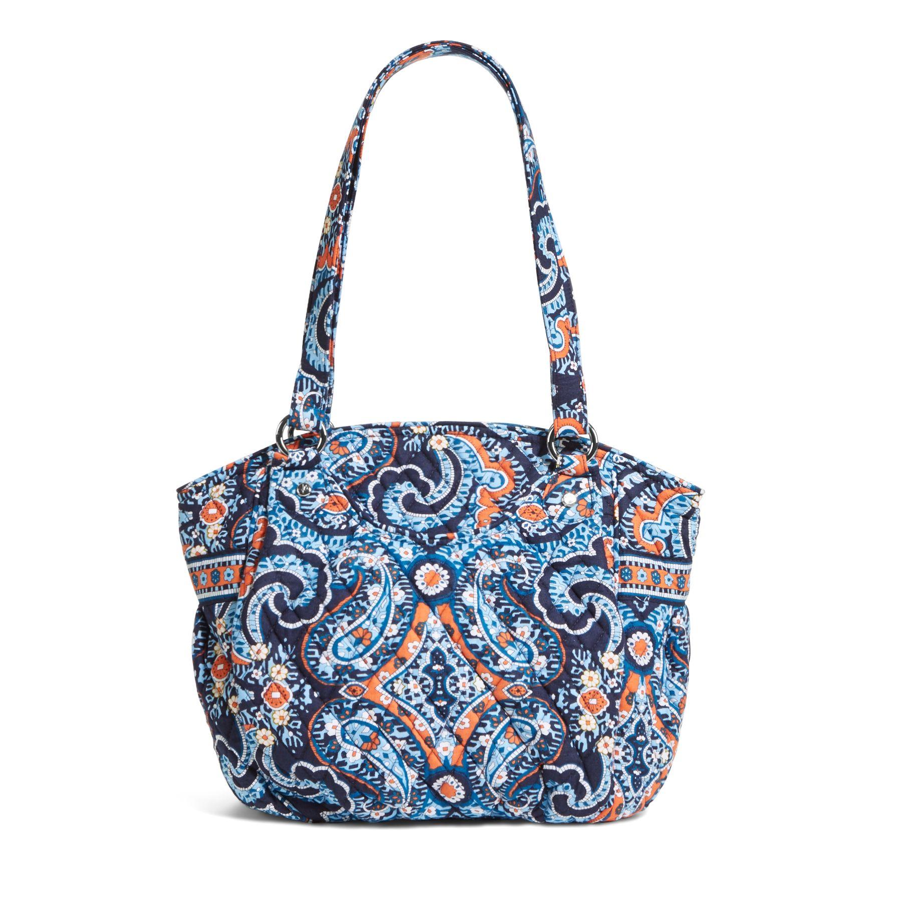 Vera Bradley Glenna Shoulder Bag in Marrakesh