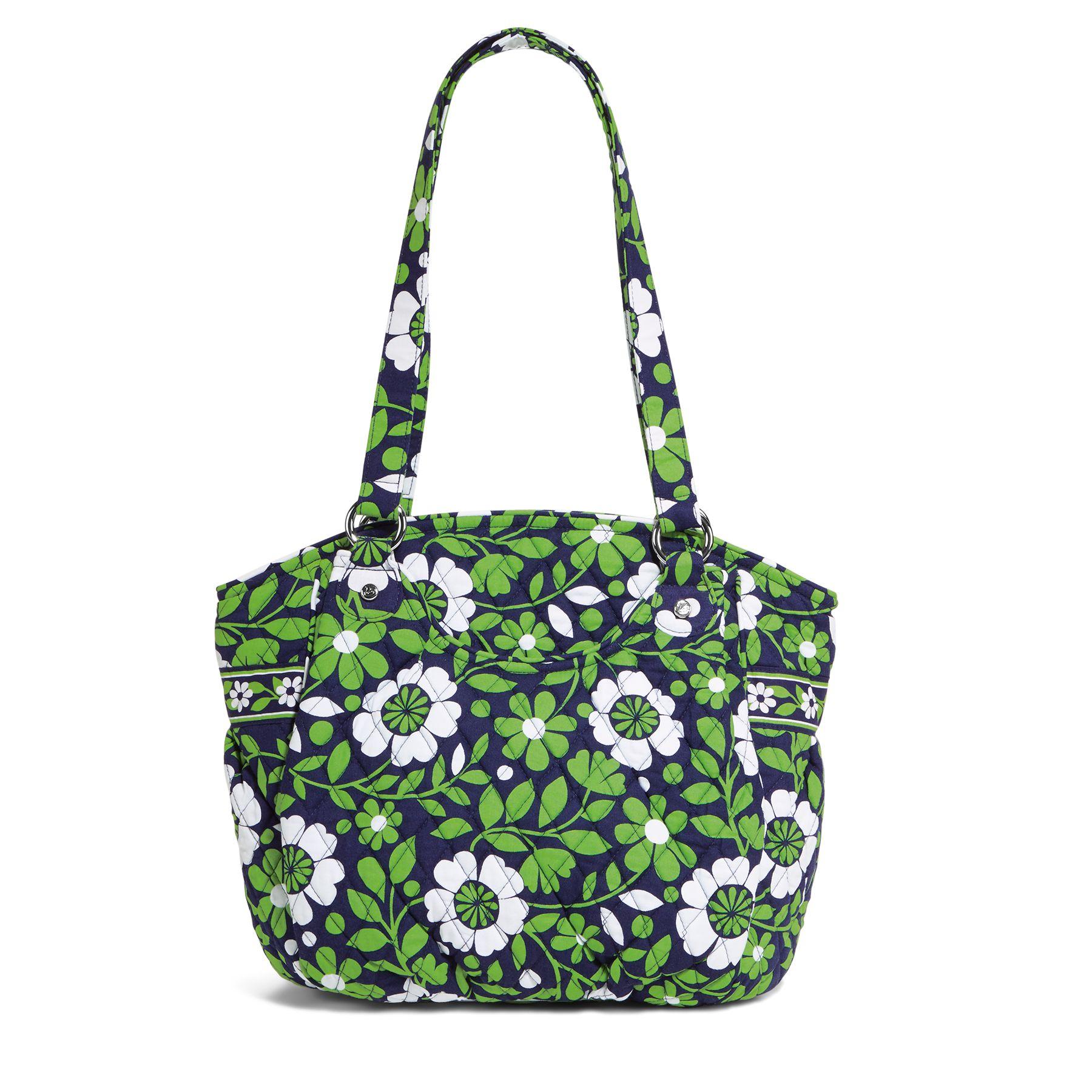 Vera Bradley Glenna Shoulder Bag in Lucky You