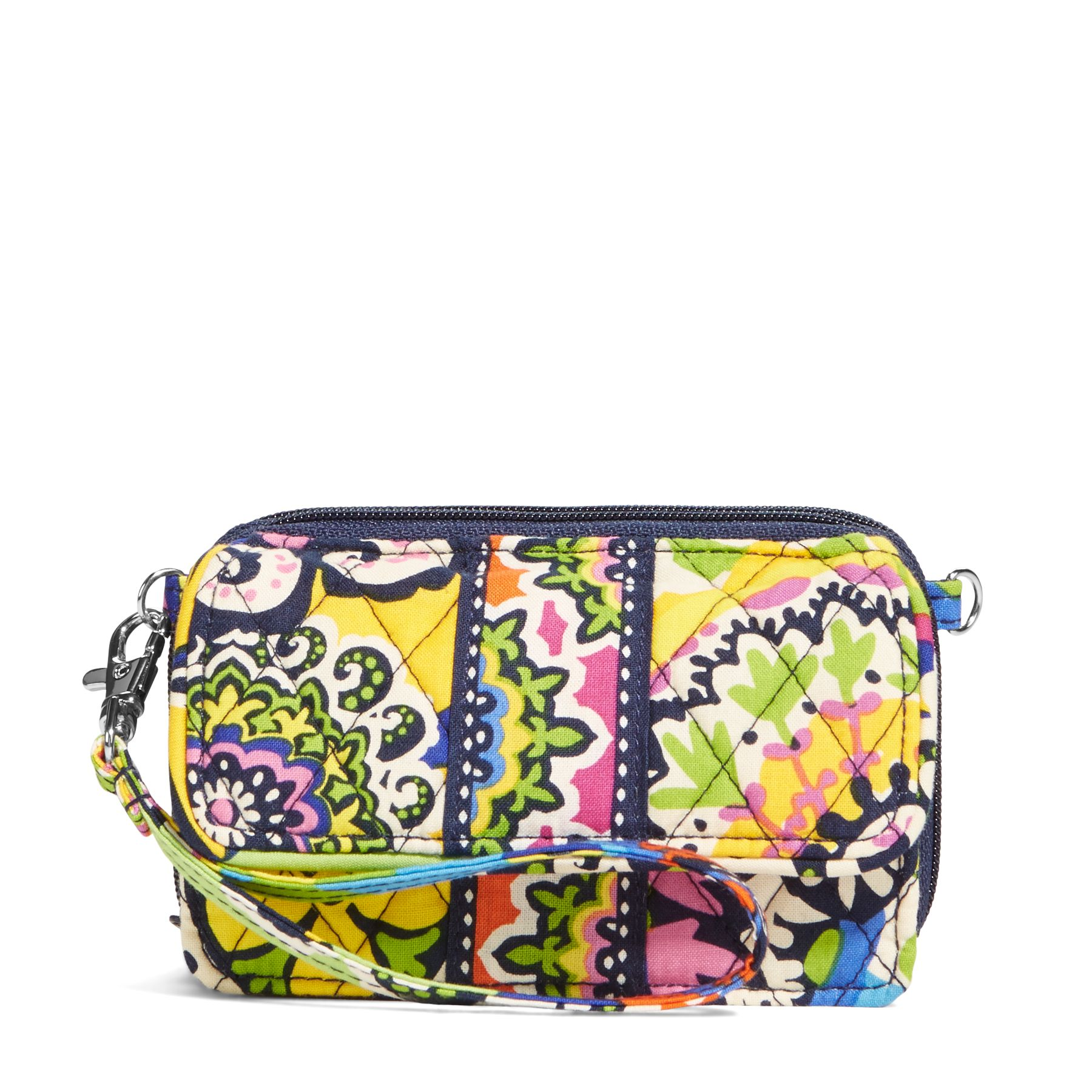 Vera Bradley All in One Crossbody and Wristlet in Rio