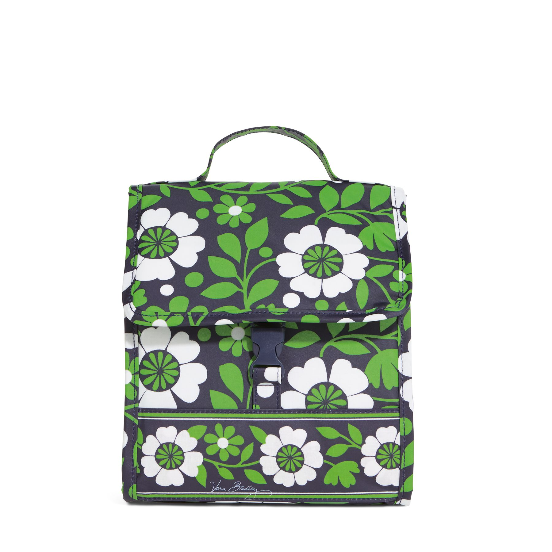 Vera Bradley Lunch Sack Bag in Lucky You