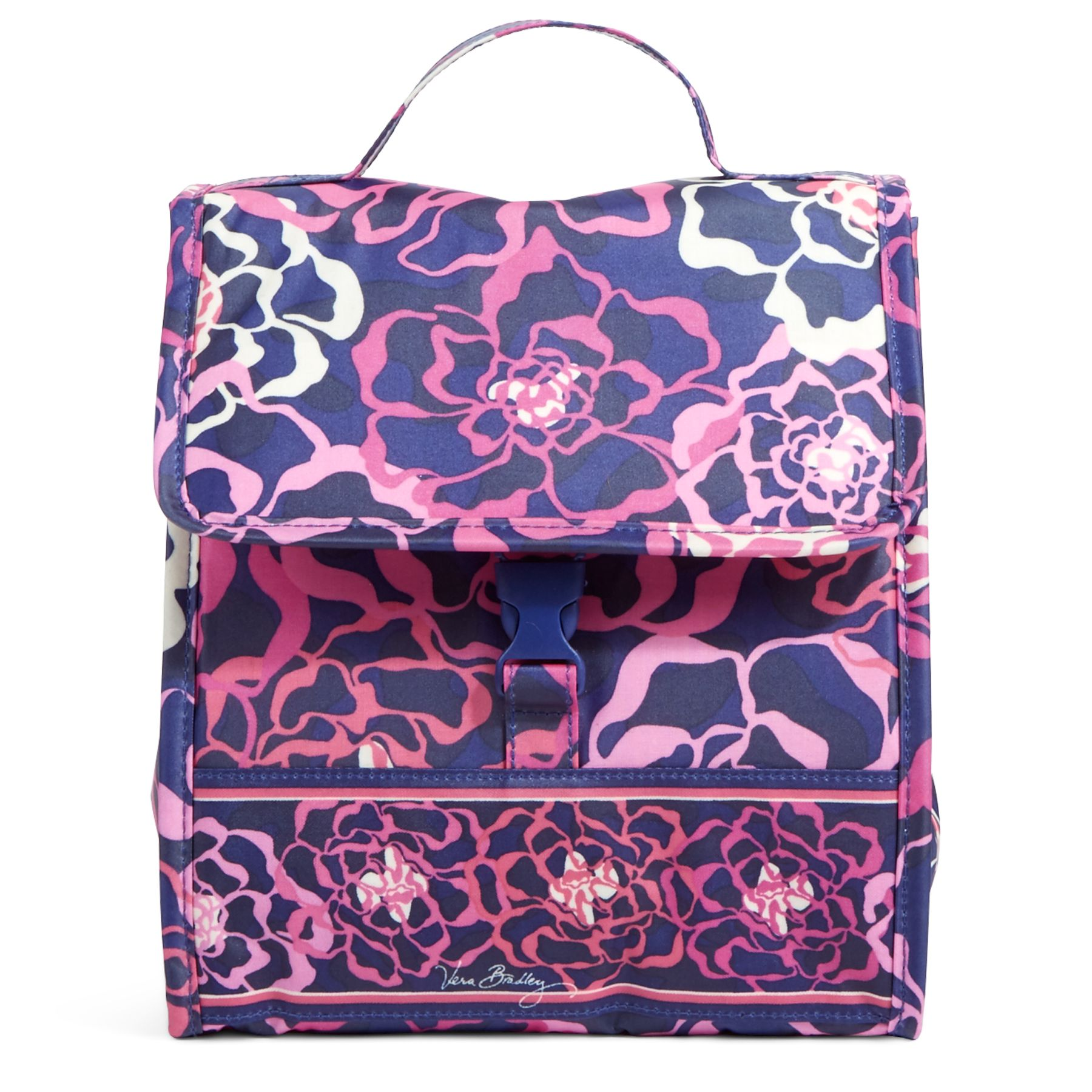 f7a8bf04f6 886003308837. Vera Bradley Lunch Sack Bag in Katalina Pink. EAN-13 Barcode  of UPC 886003308844