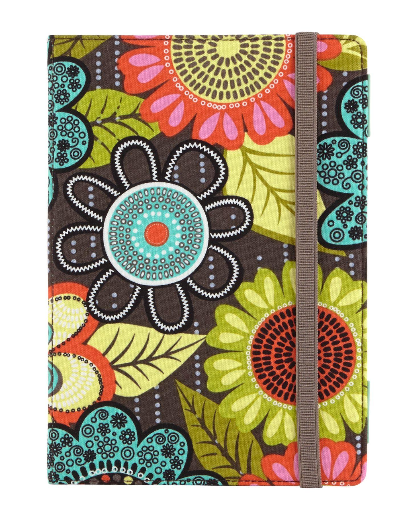Vera Bradley Medium Tablet Cover in Flower Shower