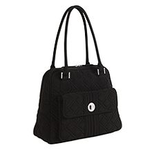 Turn Lock Satchel