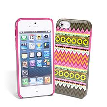 Whimsy Hybrid Hardshell Case for iPhone 5