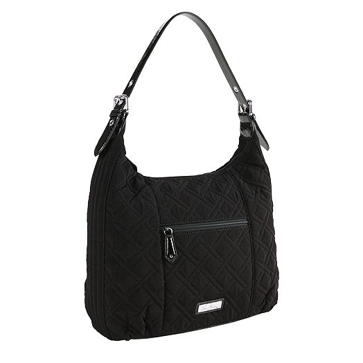 Elit Hobo in Classic Black with Black Trim