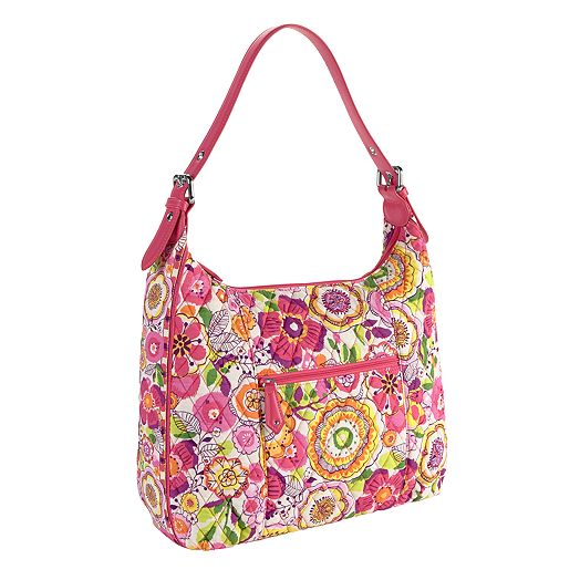 Named after Baekgaard's mother, Vera Bradley began when the longtime friends were inspired while awaiting a flight in Atlanta, where they noticed a lack of feminine-looking luggage. The Fort Wayne, Indiana company produces a variety of products, including handbags and accessories.