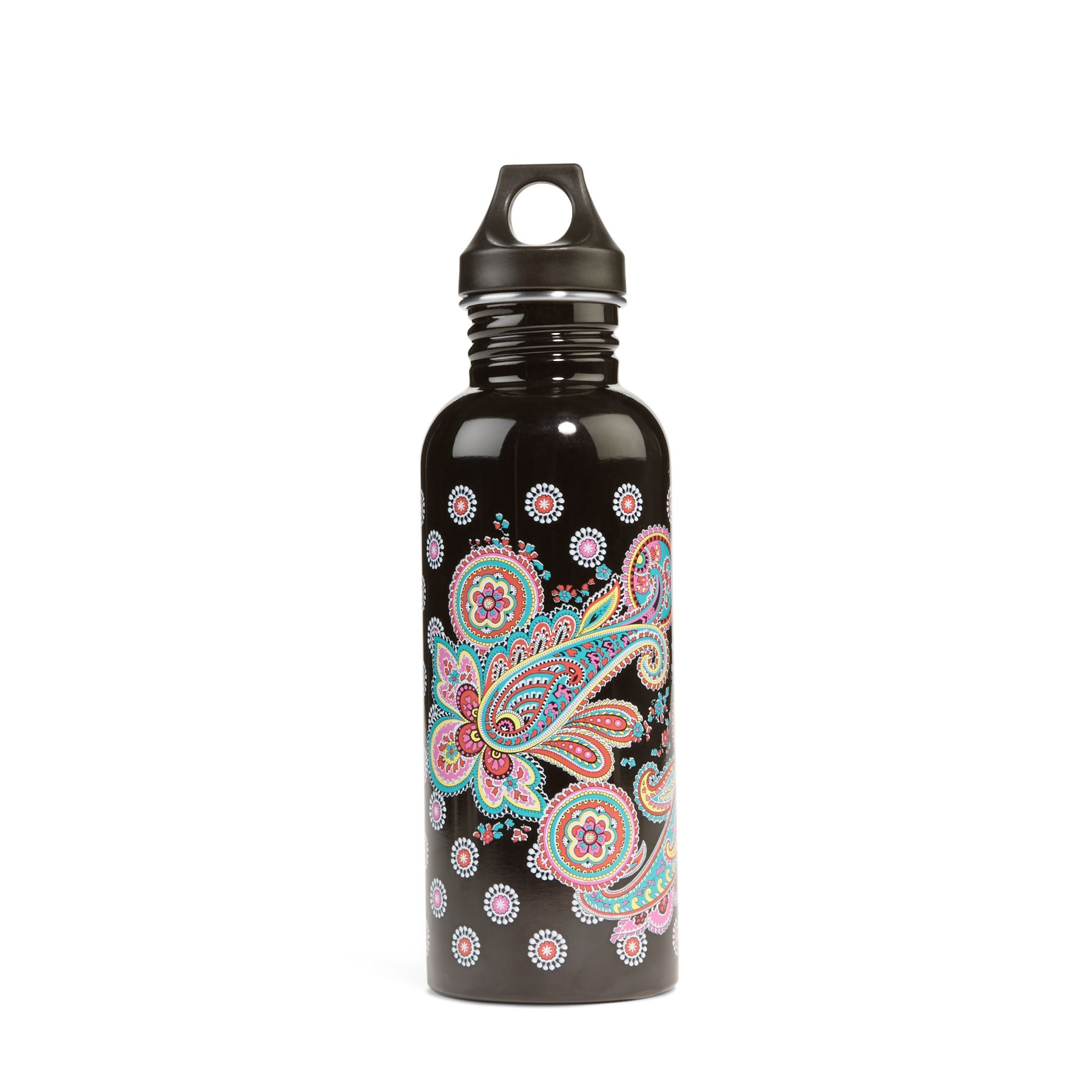 Vera Bradley 25 oz. Water Bottle in Parisian Paisley