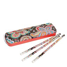 Pencil Set with Tin