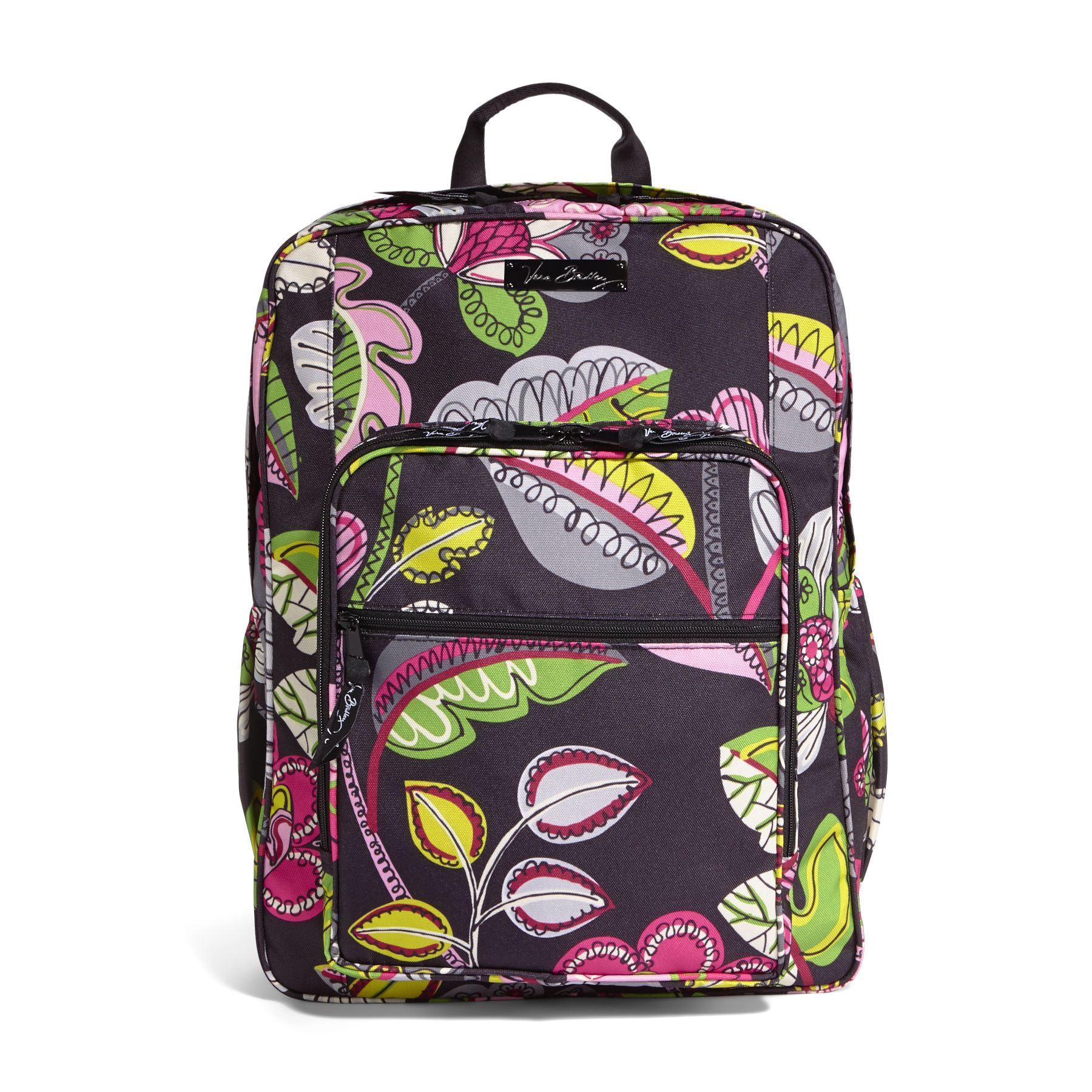 Vera Bradley Lighten Up Large Backpack in Moon Blooms