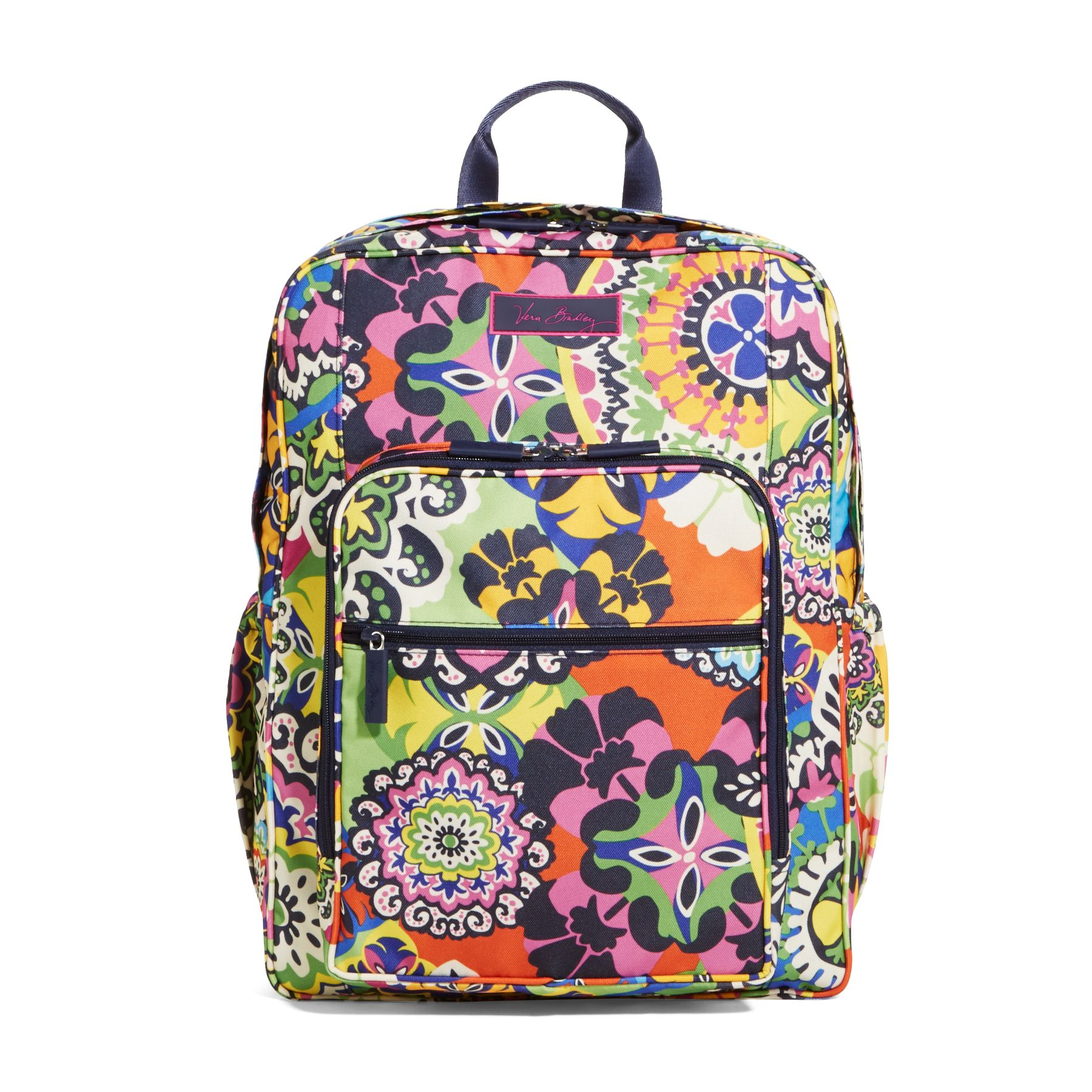 Vera Bradley Lighten Up Large Backpack in Rio