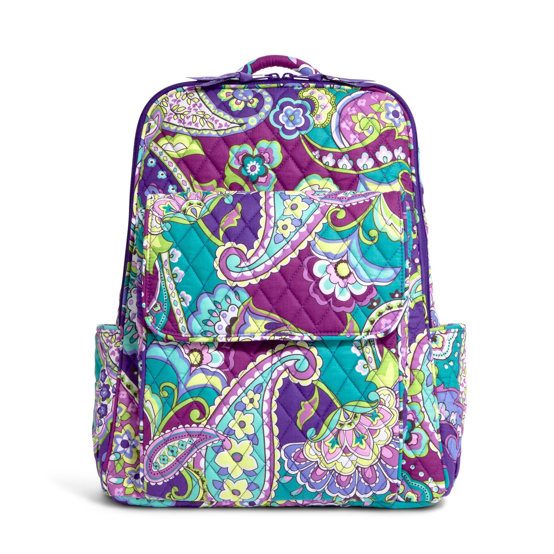 Vera Bradley Ultimate Backpack in Heather