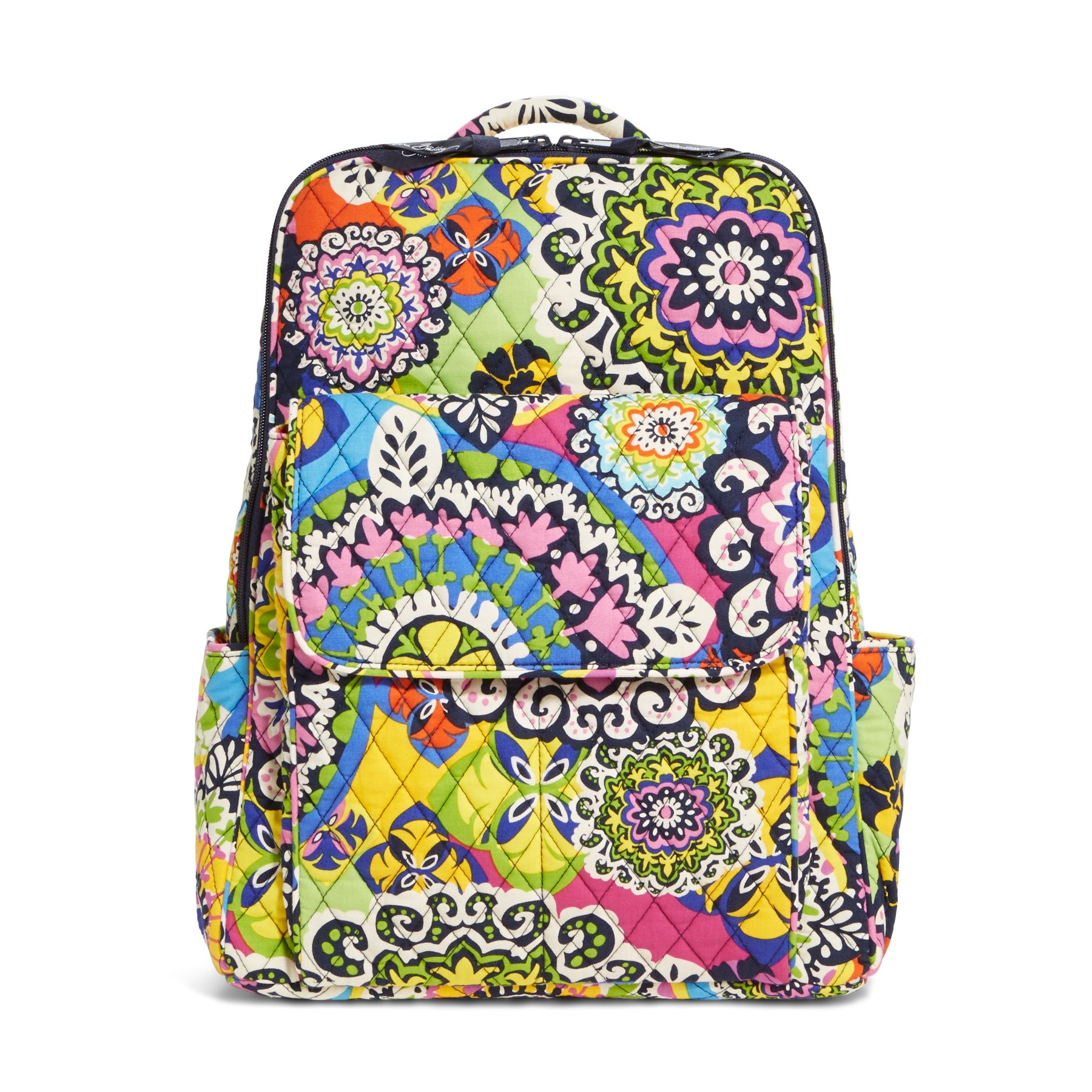 Vera Bradley Ultimate Backpack in Rio