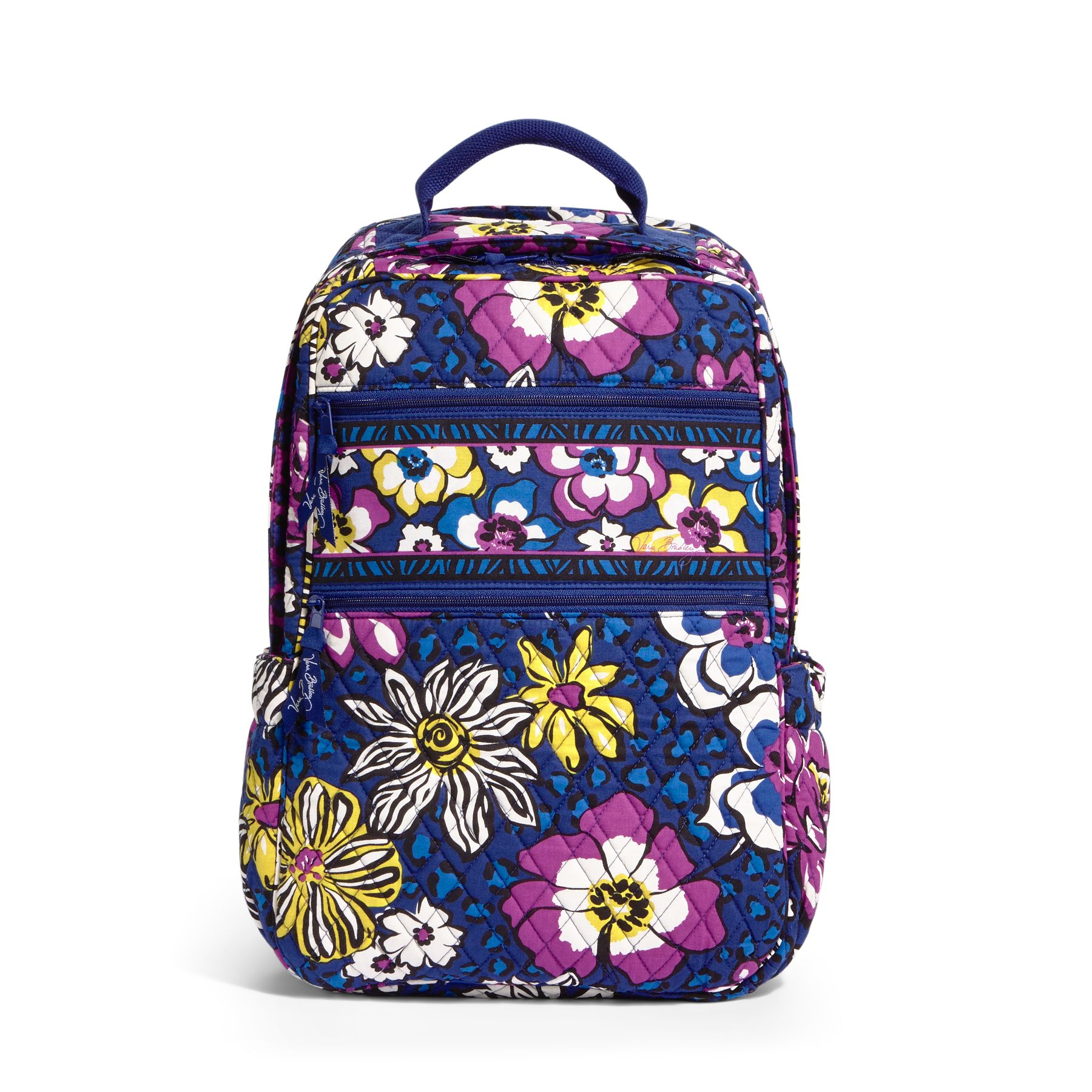 Vera Bradley Tech Backpack in African Violet