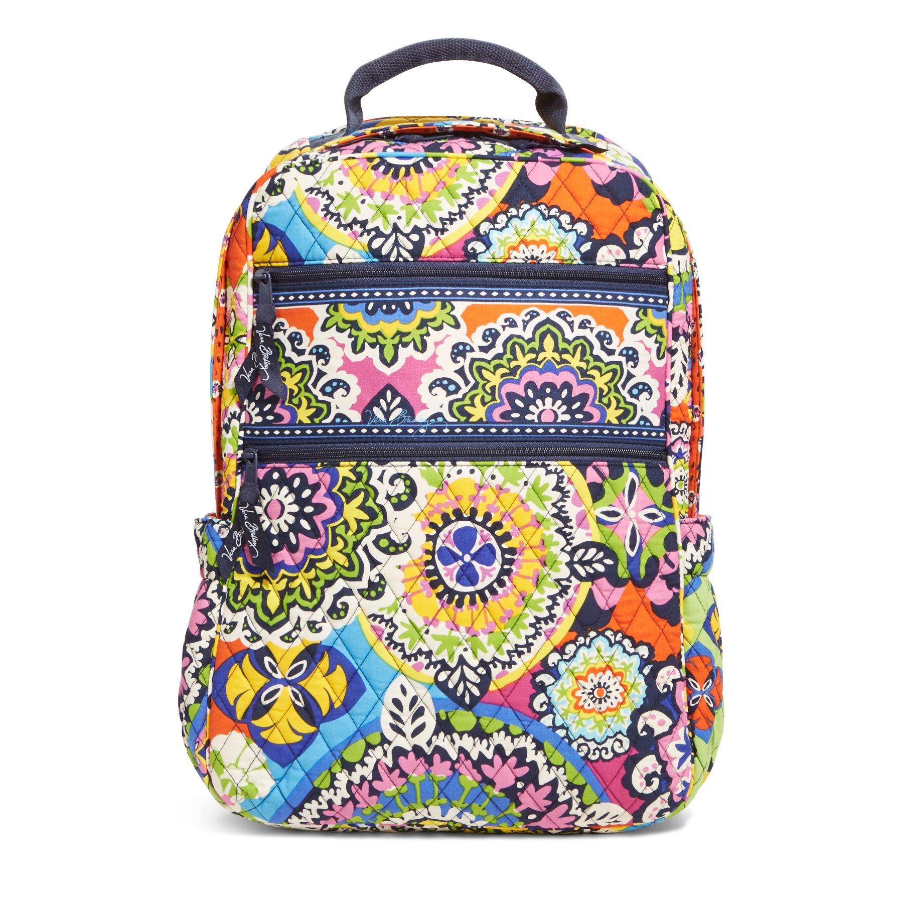 Vera Bradley Tech Backpack in Rio