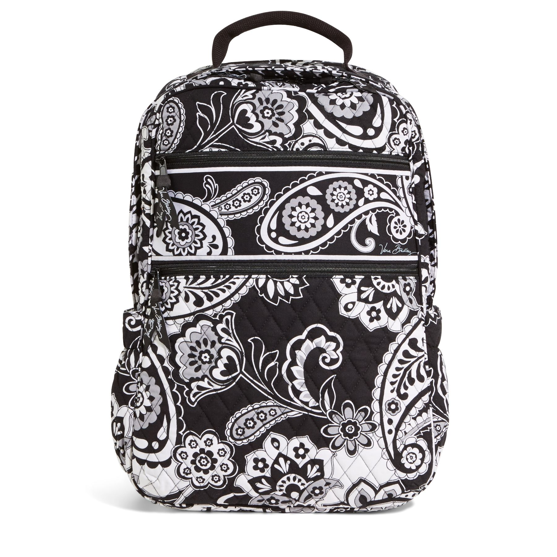 Vera Bradley Tech Backpack in Midnight Paisley