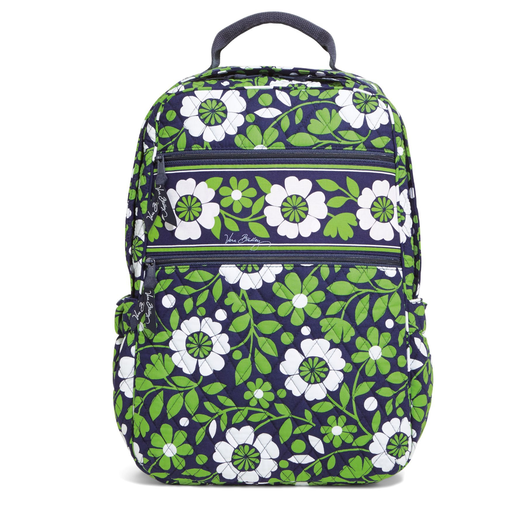 Vera Bradley Tech Backpack in Lucky You
