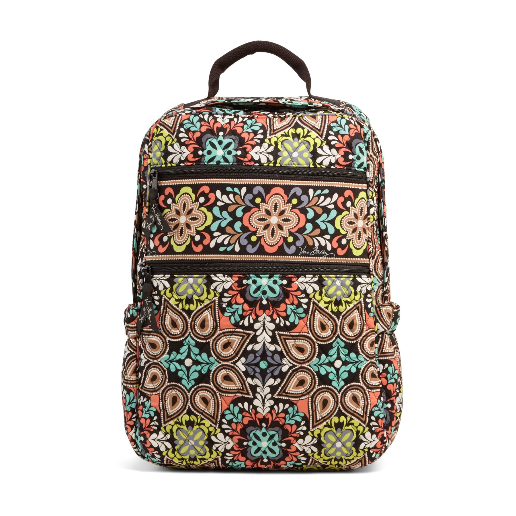 Vera Bradley Tech Backpack in Sierra