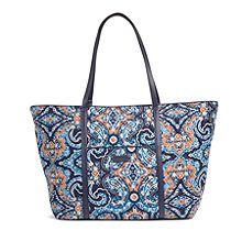 Trimmed Vera Traveler Bag