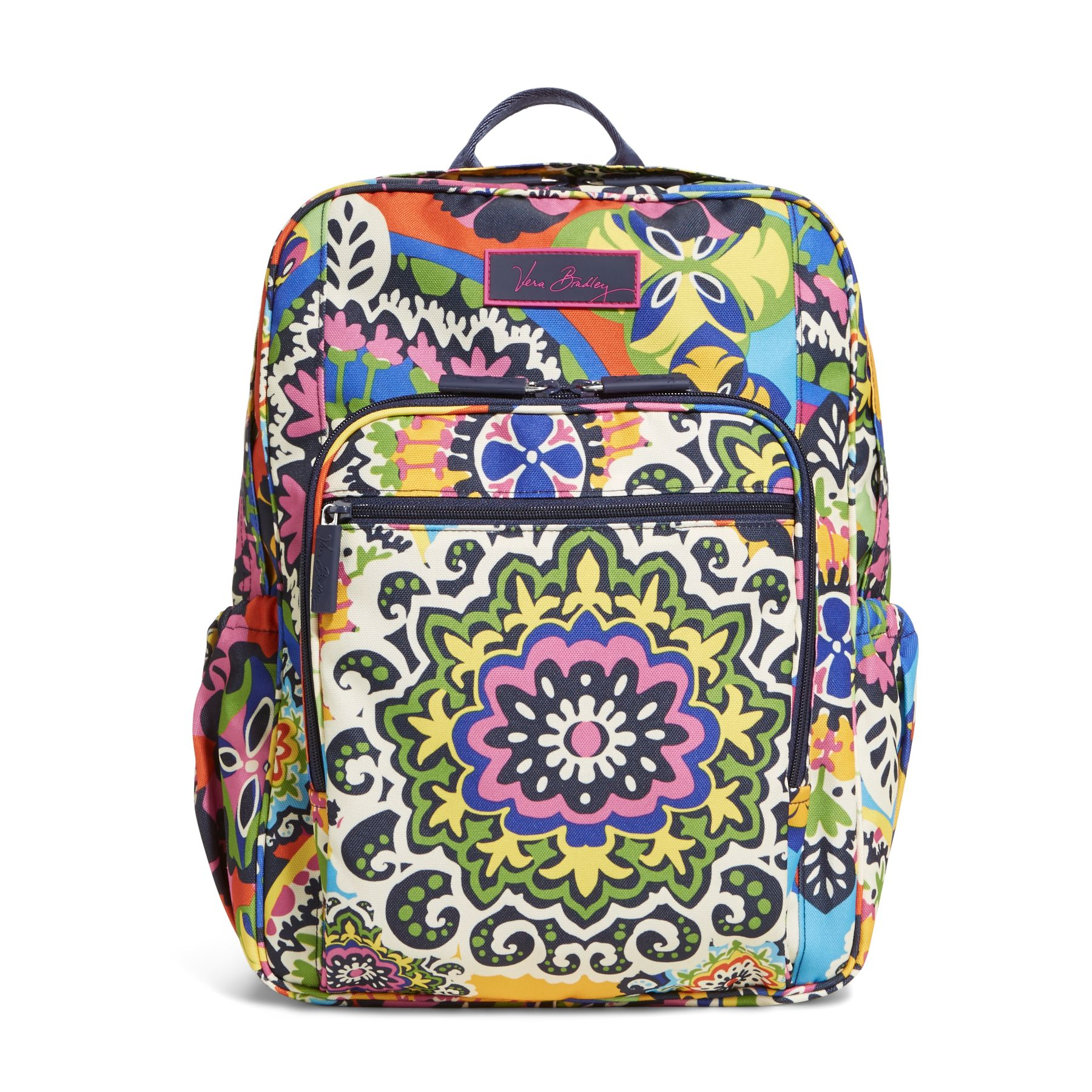 Vera Bradley Lighten Up Medium Backpack in Rio