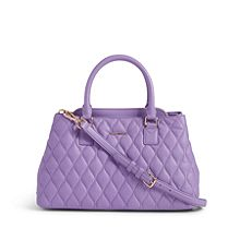 Quilted Emma Satchel