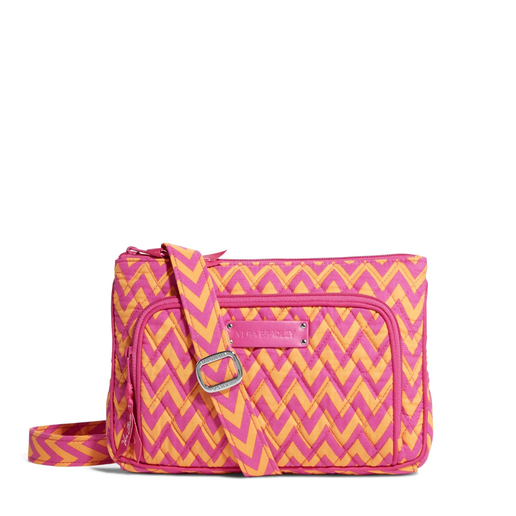 Vera Bradley Little Hipster Crossbody in Ziggy Zags