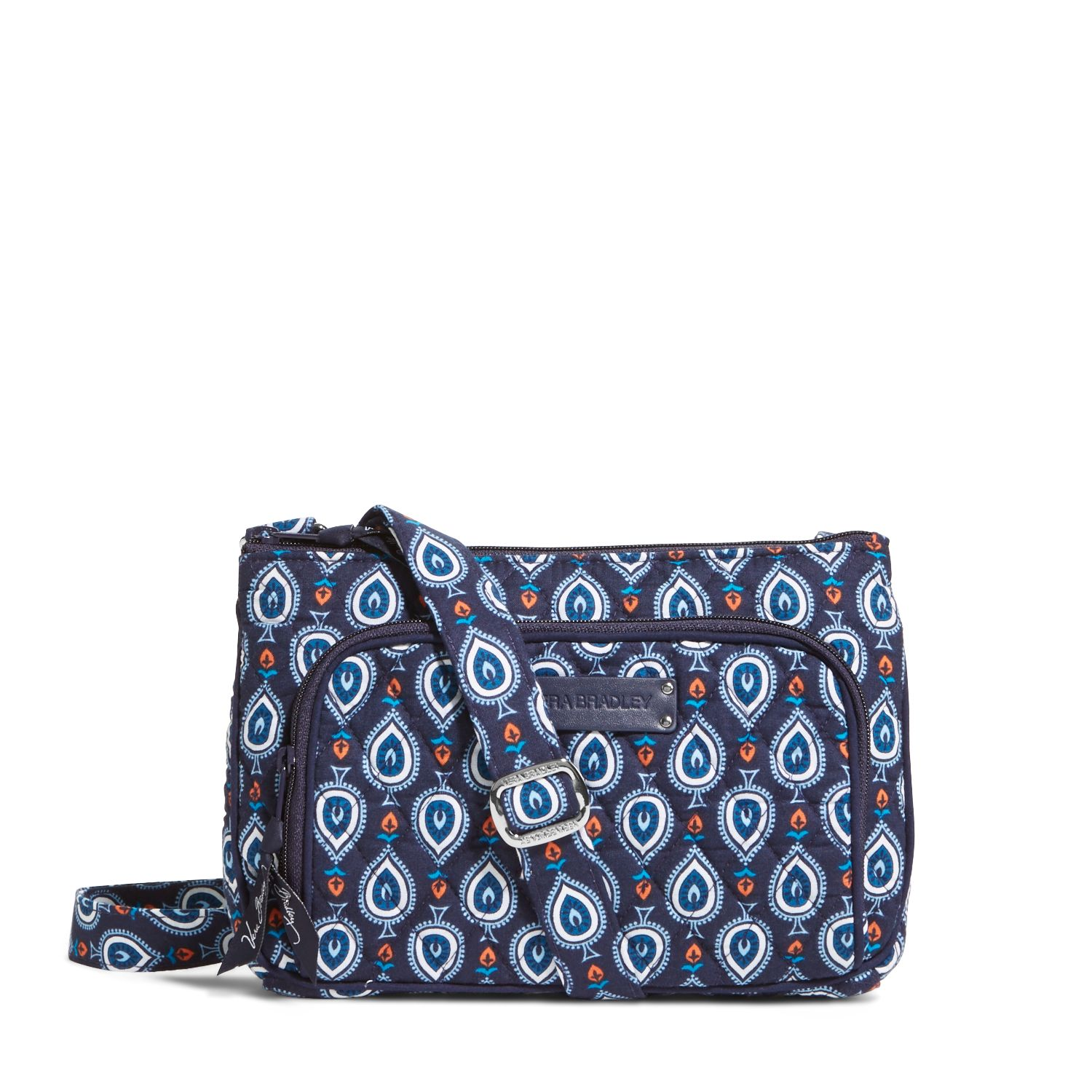 Vera Bradley Little Hipster Crossbody in Marrakesh Motifs