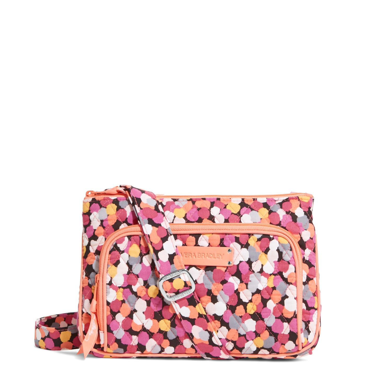 Vera Bradley Little Hipster Crossbody in Pixie Confetti
