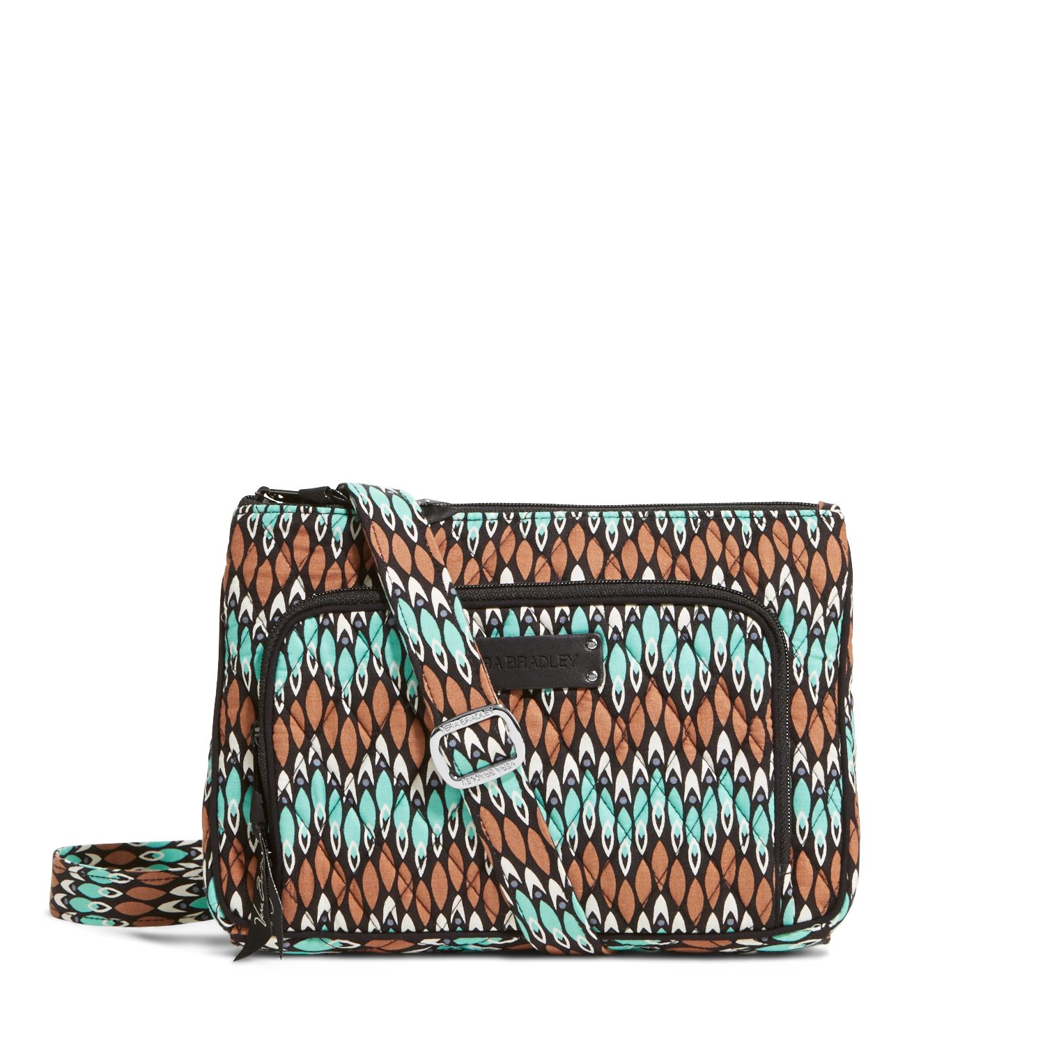 Vera Bradley Little Hipster Crossbody in Sierra Stream