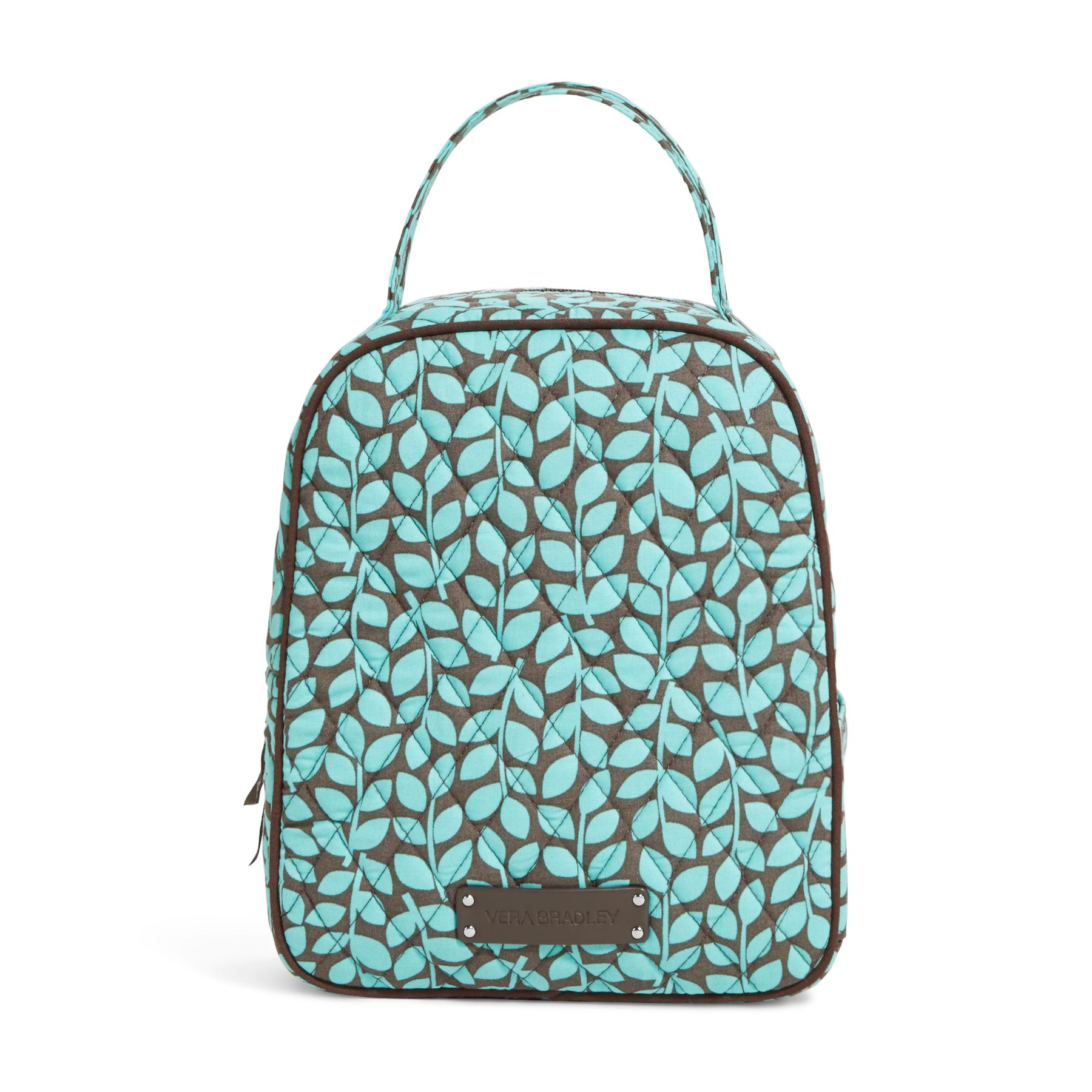 Vera Bradley Lunch Bunch Bag in Shower Vines