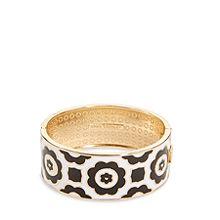 Wide Bangle Bracelet