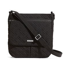 Double Zip Mailbag Crossbody