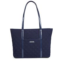 Trimmed Vera Laptop Tote
