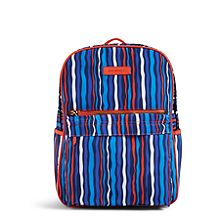 Preppy Poly Large Backpack