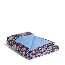 Quilted Fleece Blanket