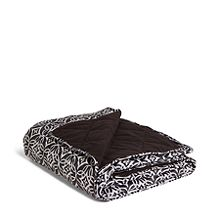Quilted Fleece Blanket