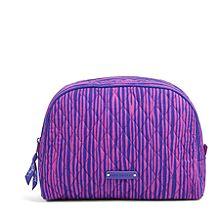 Large Zip Cosmetic Bag
