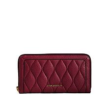 Quilted Georgia Wallet