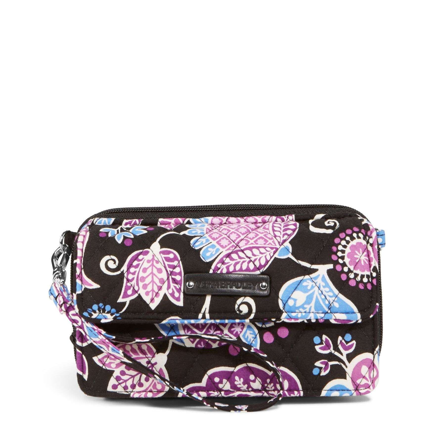 Vera Bradley All in One Crossbody and Wristlet for iPhone 6+ in Alpine Floral